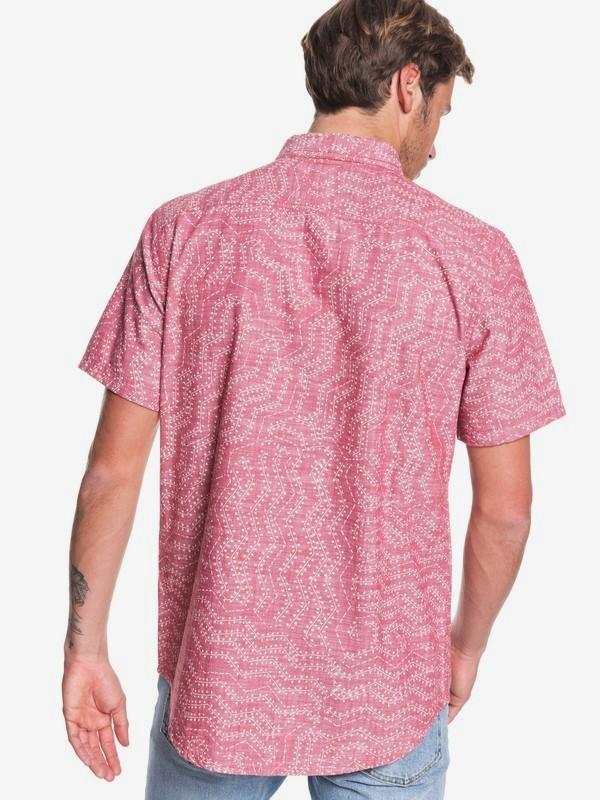 Golden Wattle - Short Sleeve Shirt for Men EQYWT03883