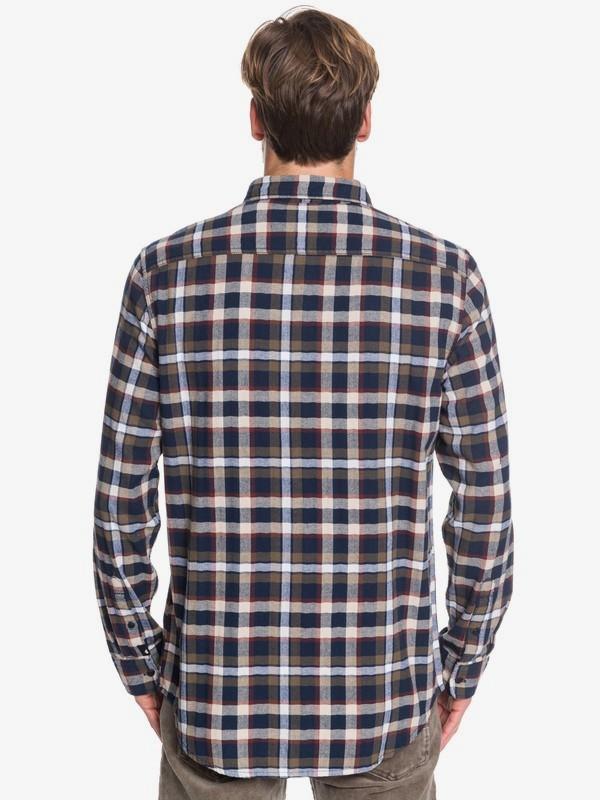 Snap Down - Long Sleeve Shirt for Men  EQYWT03884