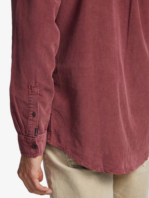 Smoke Trail - Long Sleeve Corduroy Shirt  EQYWT03910