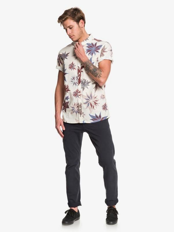 South Nights - Short Sleeve Shirt for Men  EQYWT03923