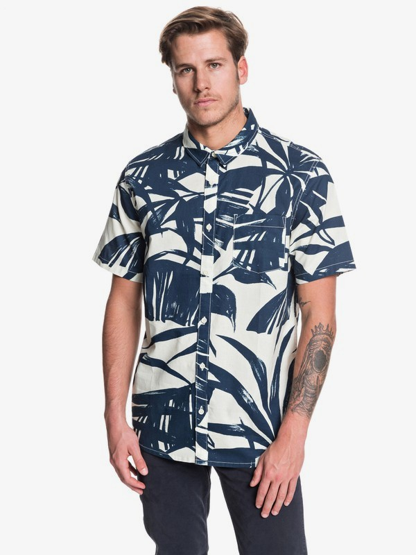 Steel Breeze - Short Sleeve Shirt for Men EQYWT03924
