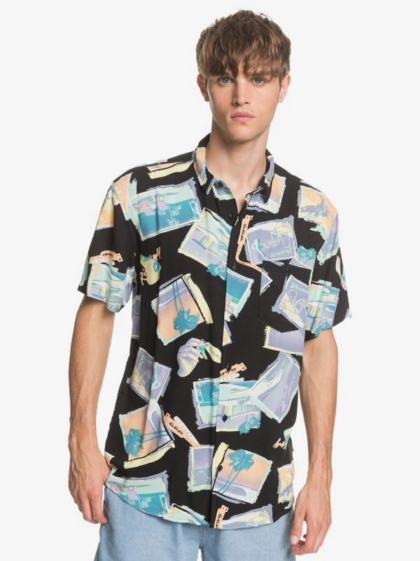 Vacancy - Short Sleeve Shirt for Men  EQYWT03956