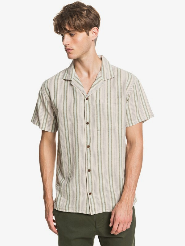 Coconut Dingo - Short Sleeve Shirt for Men  EQYWT03960