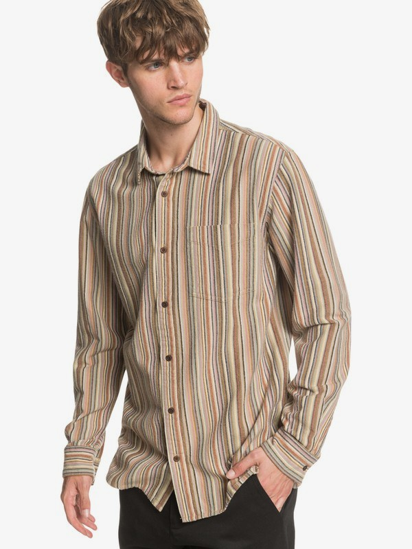 No Destinations - Long Sleeve Shirt for Men  EQYWT03963