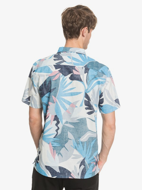Tropical - Short Sleeve Shirt for Men  EQYWT03982