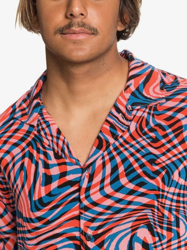 Originals - Short Sleeve Camp Shirt for Men  EQYWT04005