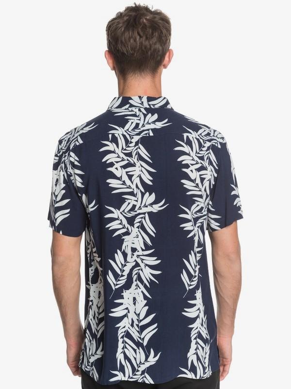 Fluid Geo - Short Sleeve Shirt for Men  EQYWT04011