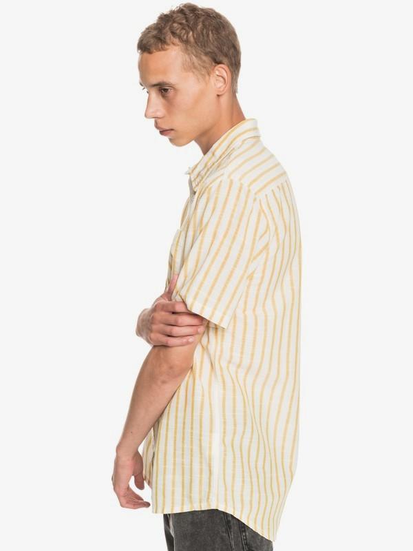 Oxford Lines - Short Sleeve Shirt for Men  EQYWT04034