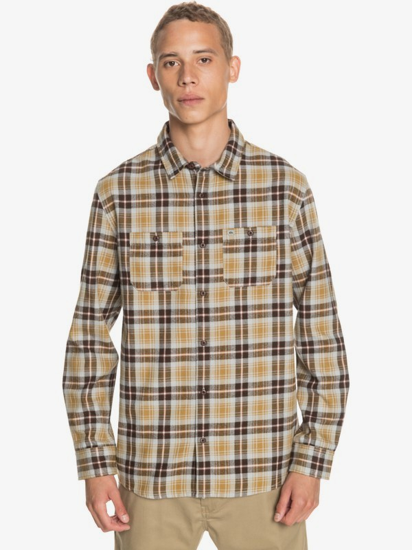 Twisted Tubes - Long Sleeve Shirt for Men  EQYWT04038