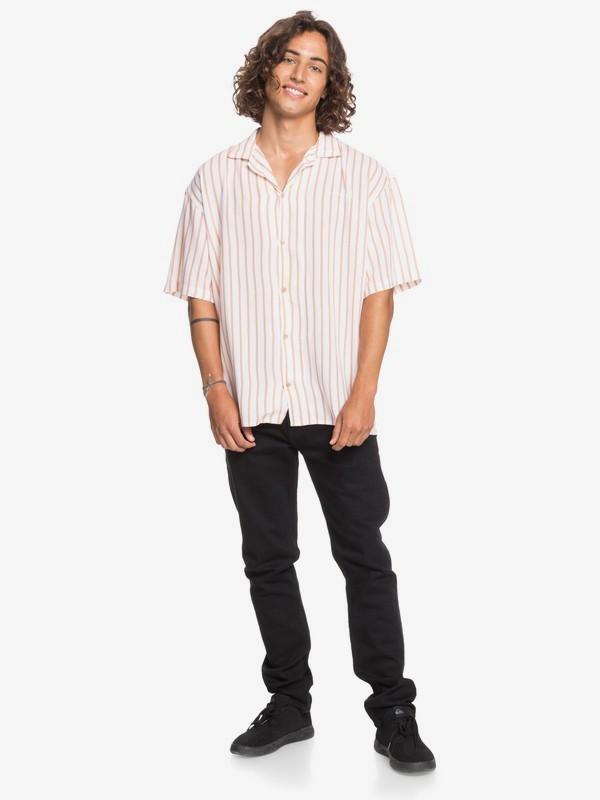 Originals Heritage - Short Sleeve Camp Shirt for Men  EQYWT04109