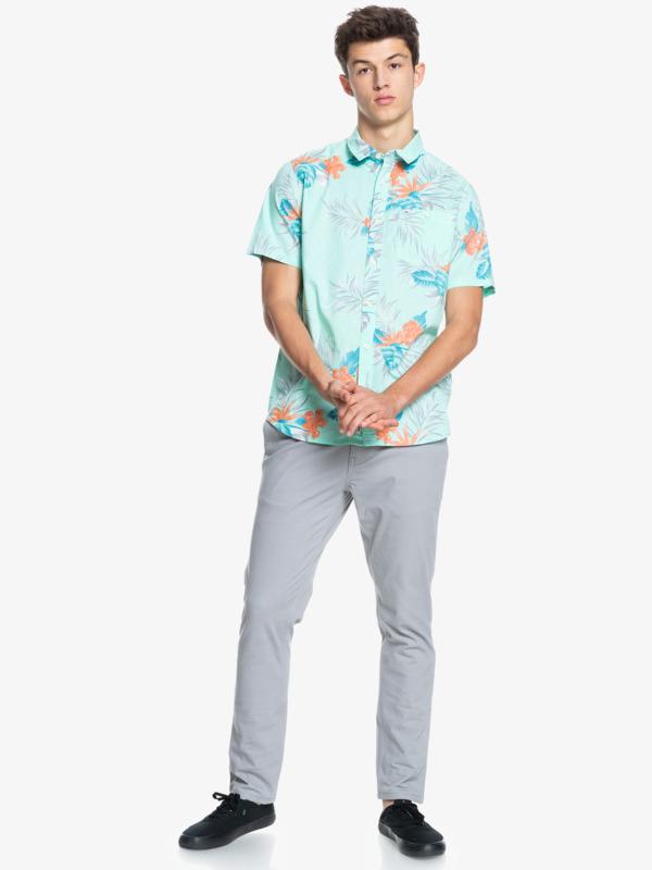 Paradise Express - Short Sleeve Shirt for Men  EQYWT04133