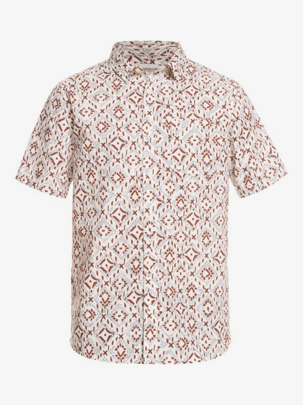 Baja Blues - Short Sleeve Shirt for Men  EQYWT04146