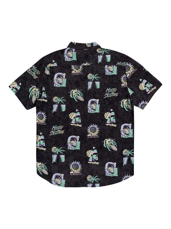 Island Pulse - Short Sleeve Shirt for Men  EQYWT04153