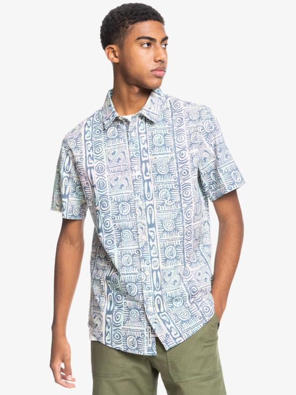 Rituals - Short Sleeve Shirt for Men  EQYWT04202