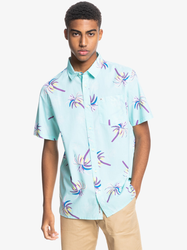 Royal Palms - Short Sleeve Shirt for Men  EQYWT04206