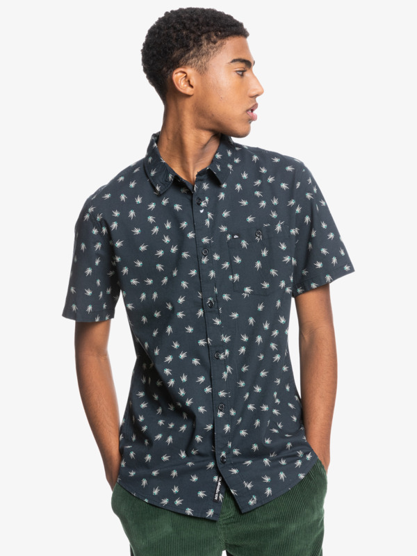 Killer Print - Short Sleeve Shirt for Men  EQYWT04217