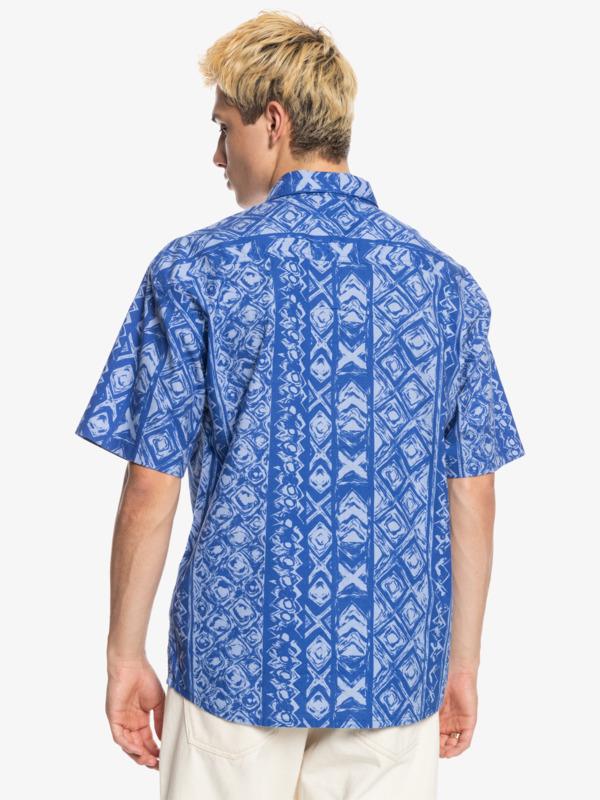 Cross Waves - Short Sleeve Shirt for Men  EQYWT04225