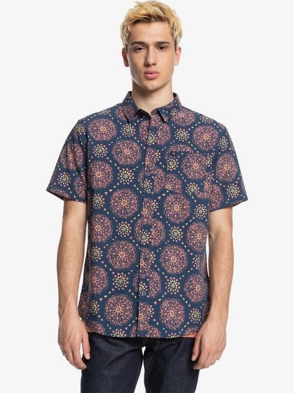 Magic Eye - Short Sleeve Shirt for Men  EQYWT04228