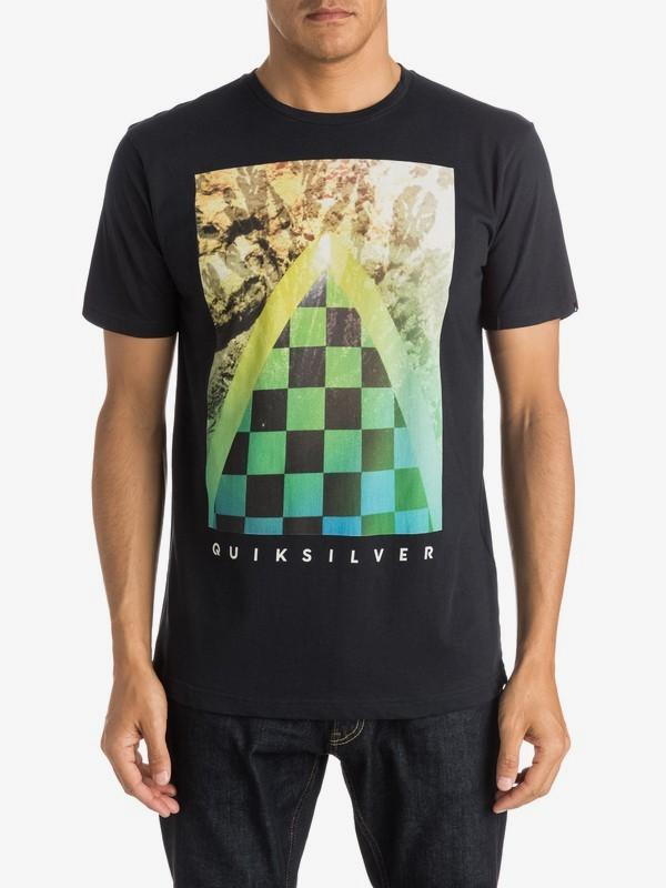 0 Classic Checker Channel - Camiseta  EQYZT03631 Quiksilver