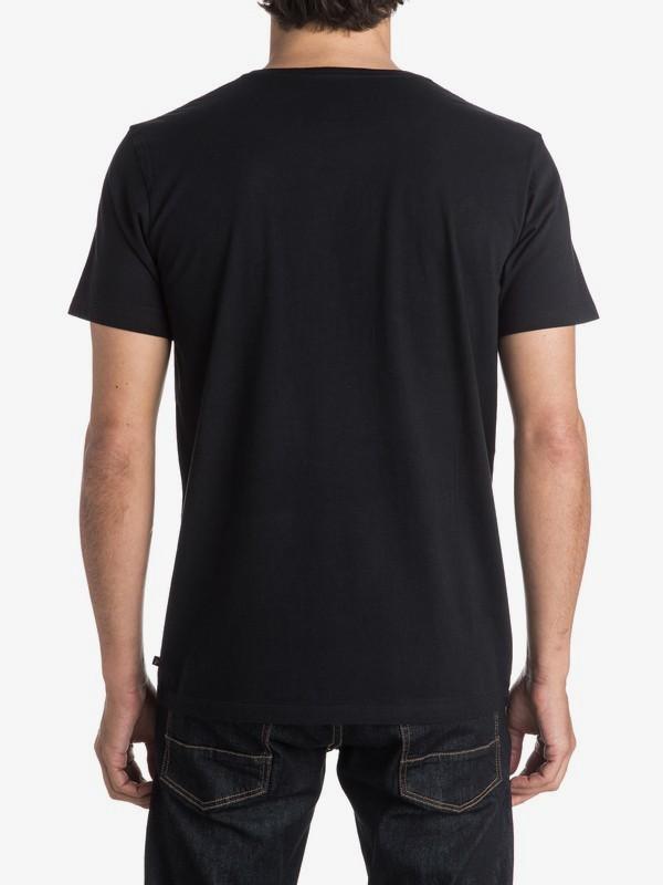 Quiksilver Music Collab Joy Division Unknown Pleasures - T-Shirt EQYZT04135