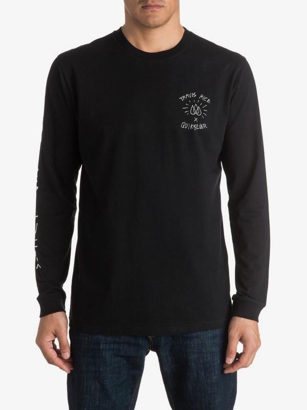 Travis Rice Long Sleeve T Shirt