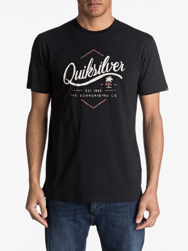 0 Classic Sea Tales - T-Shirt for Men Black EQYZT04533 Quiksilver