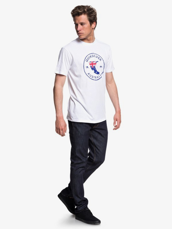Oz Fin - T-Shirt for Men  EQYZT04959