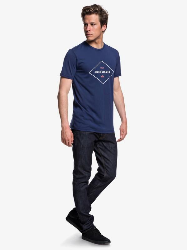 Fluid Flow - Technical UPF 30 T-Shirt for Men  EQYZT04967