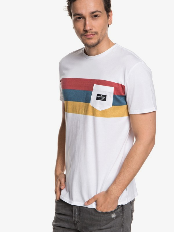 Peaceful Progression - Pocket T-Shirt for Men  EQYZT05007