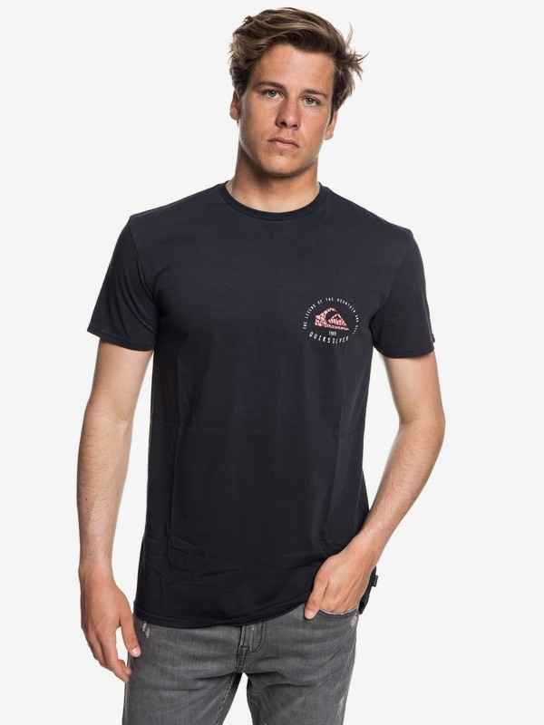 0 Rising Giant - Camiseta para Hombre  EQYZT05014 Quiksilver