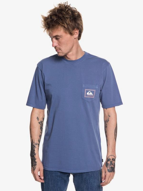 Originals Check Point - Pocket T-Shirt for Men  EQYZT05042