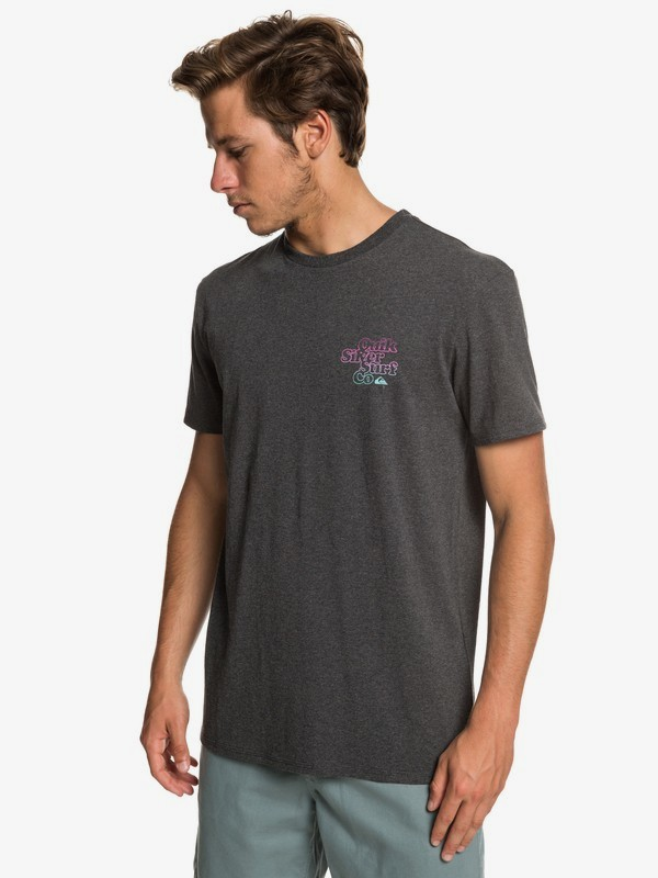 0 Double Stacked - Camiseta para Hombre  EQYZT05230 Quiksilver