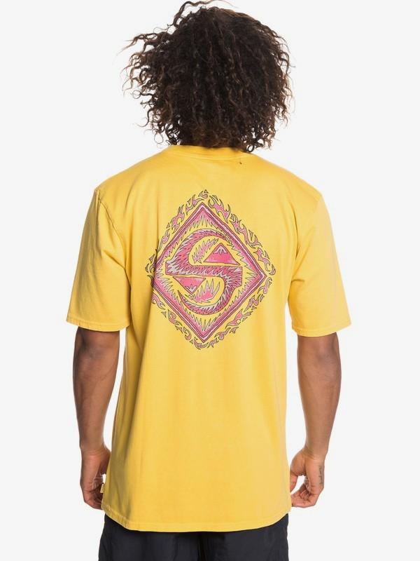 Quik Tribe - T-Shirt for Men  EQYZT05249