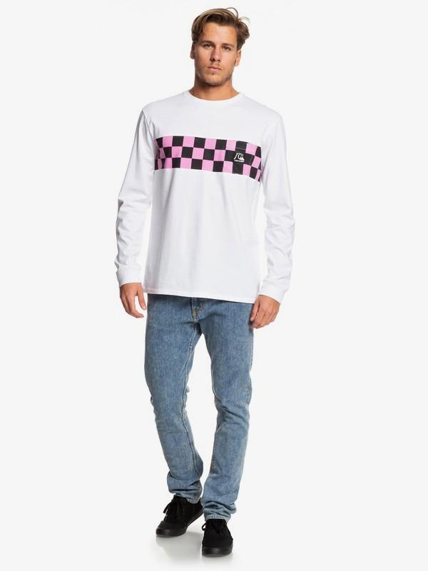 Black Ball - Long Sleeve T-Shirt for Men  EQYZT05348