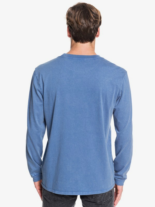 Bush Paradise - Long Sleeve T-Shirt for Men  EQYZT05429