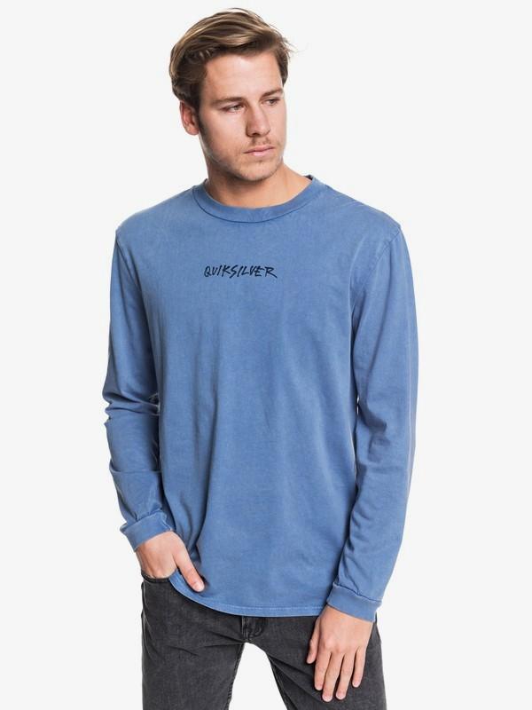 Bush Paradise - Long Sleeve T-Shirt for Men  EQYZT05429