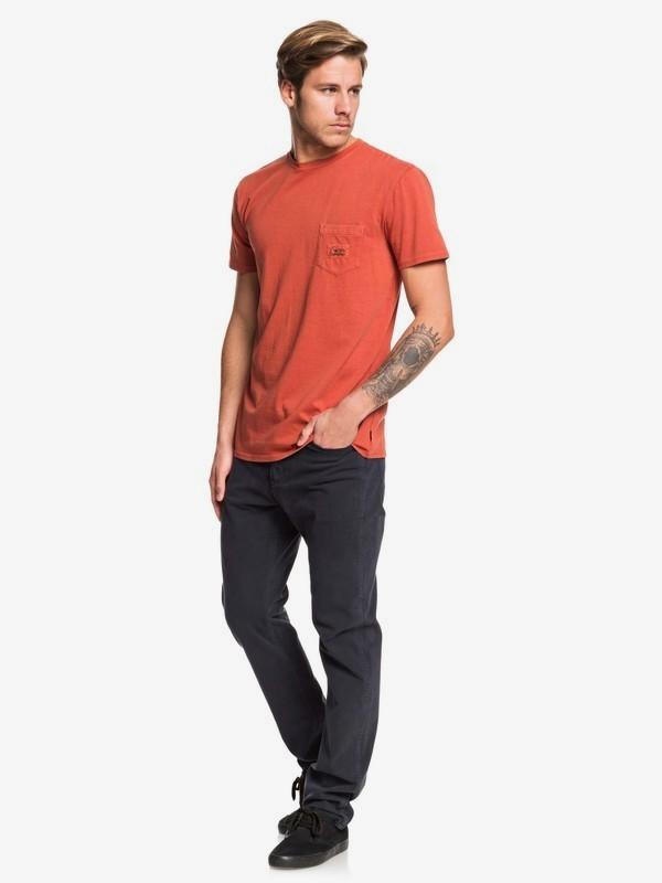 Above The Lip - Pocket T-Shirt for Men  EQYZT05439