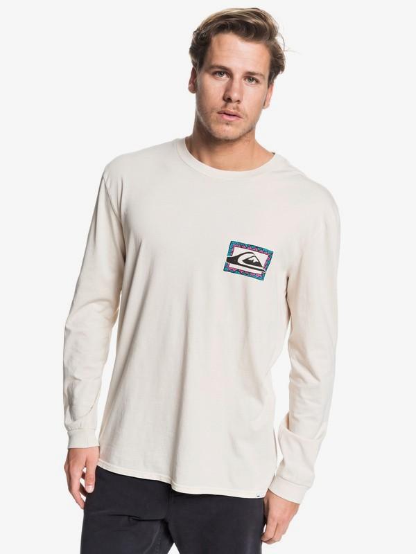 Tasty Vibes - Long Sleeve T-Shirt for Men  EQYZT05443