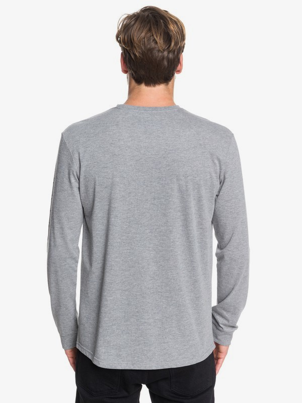 Night Tract - Long Sleeve T-Shirt for Men  EQYZT05455