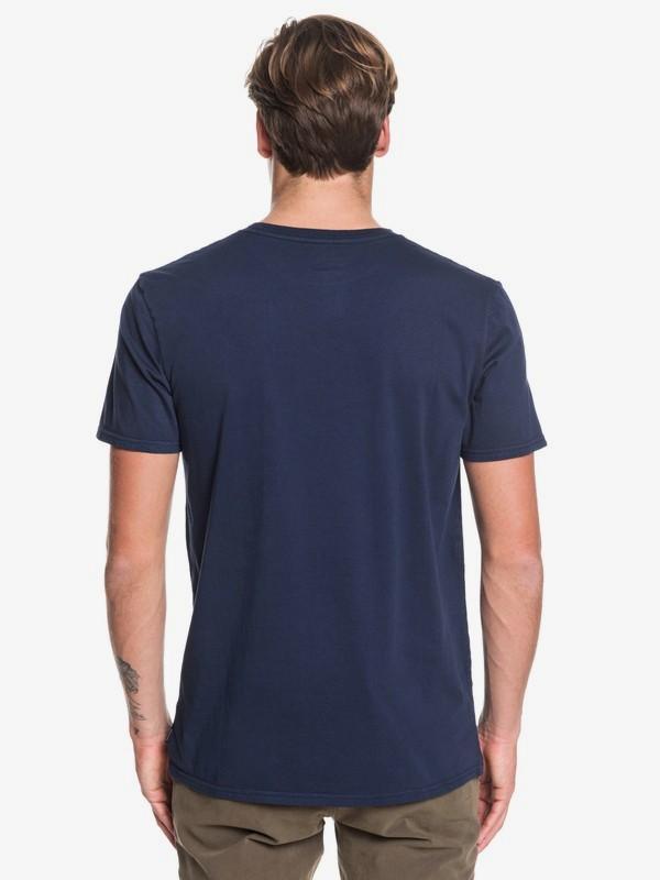 Basic Washed - T-Shirt for Men  EQYZT05460