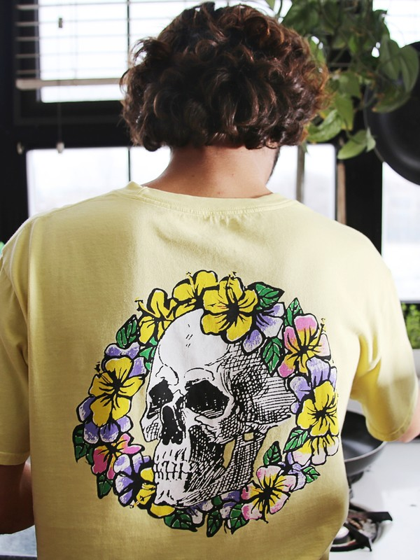 Originals Dead Flowers - T-Shirt for Men  EQYZT05464