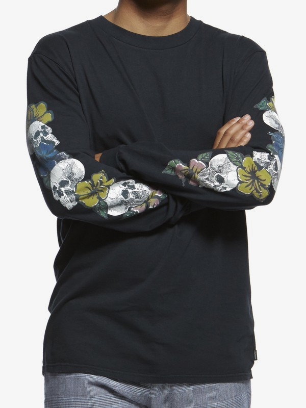 Originals Skull Chain - Long Sleeve T-Shirt for Men  EQYZT05469