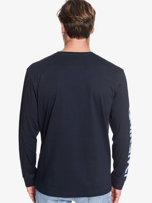 Bouncing Heart - Long Sleeve T-Shirt for Men  EQYZT05503