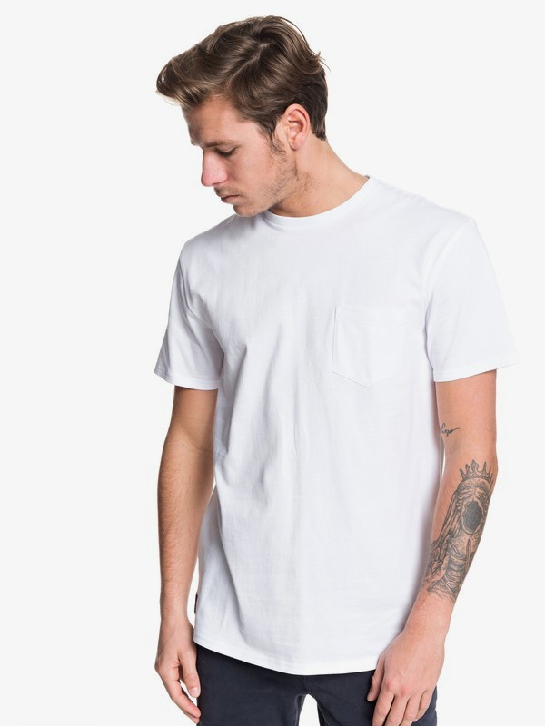 0 Warfare 1988 - T-Shirt for Men White EQYZT05717 Quiksilver