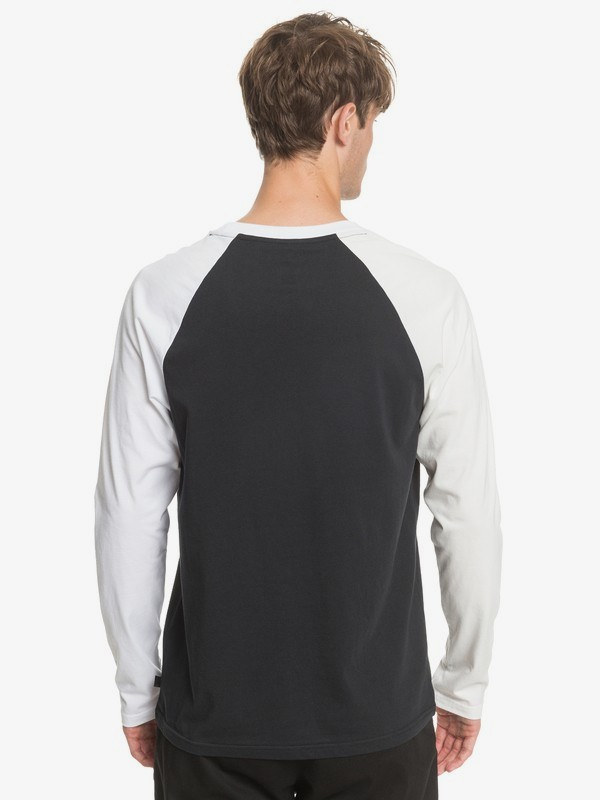 Lash Out - 3/4 Sleeve T-Shirt for Men  EQYZT05786