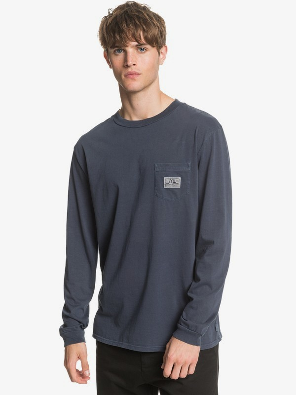 Sub Mission - Long Sleeve Pocket T-Shirt  EQYZT05805