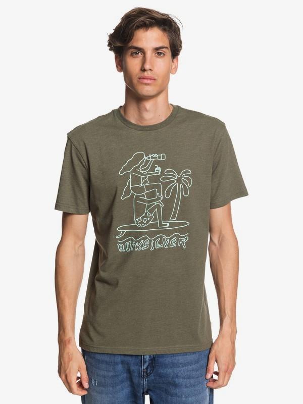 Turning Heads - T-Shirt EQYZT05820