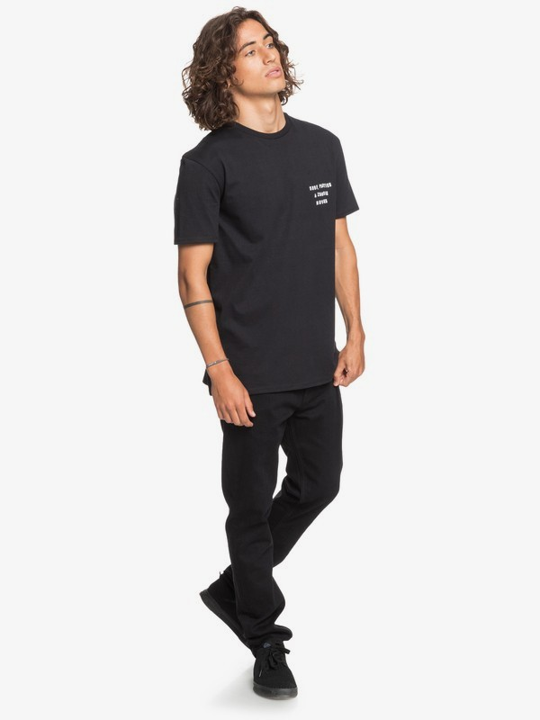 Surf N Z Movies - Sustainable T-Shirt for Men  EQYZT05832