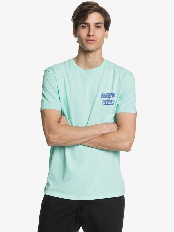 Vacant Beach - T-Shirt for Men  EQYZT05953