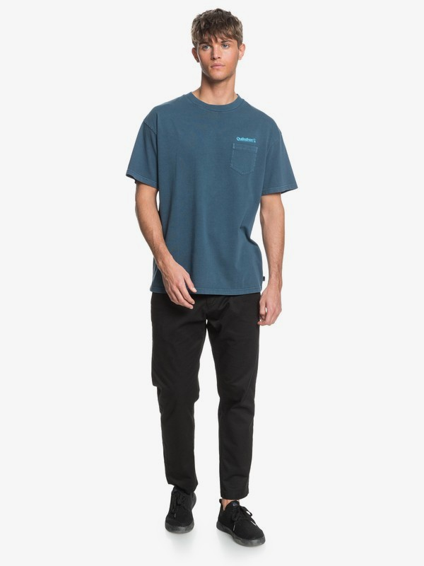 Lost Fire - Pocket T-Shirt for Men  EQYZT05989